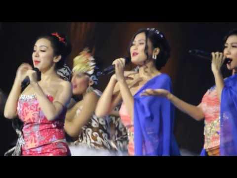 "HEBOH GAGAL FOCUS!!! TRIO BOHAI ""Cupi Cupita & Duo Serigala Di HUT ANTV  24 Maret 2017"