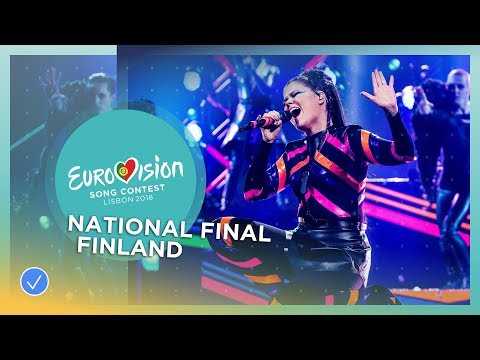 Saara Aalto - Monsters - Finland - National Final Performance - Eurovision 2018