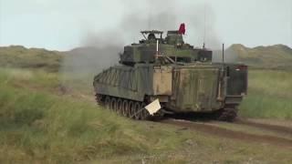 Konkurrence for infanterikampkøretøjer