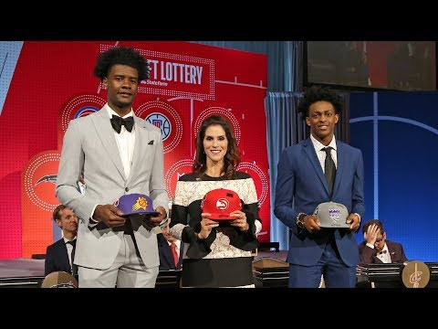 NBA Draft Lottery 2018 | May 15, 2018