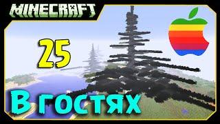 ч.25 В гостях у Миникошки 2 - Волшебные деревья из Яблок + Кинг