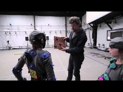 Thumbnail: Andy Serkis makes Edward's wish come true