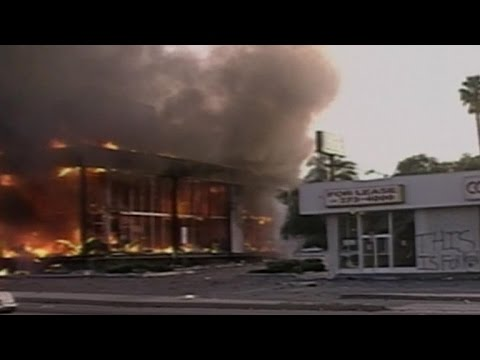 La Riots How Days Of Violence Changed The City And Its Residents Youtube
