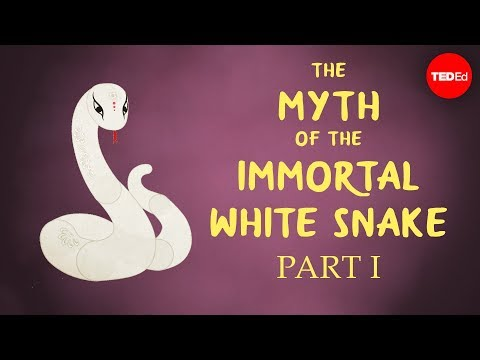 The Chinese Myth Of The Immortal White Snake - Shunan Teng
