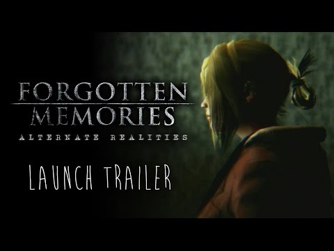 Forgotten Memories: Alternate Realities LAUNCH TRAILER (iOS)