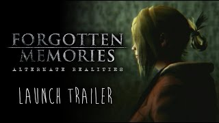 Forgotten Memories: Alternate Realities LAUNCH TRAILER (iOS, Android, Vita, Wiiu & Steam)