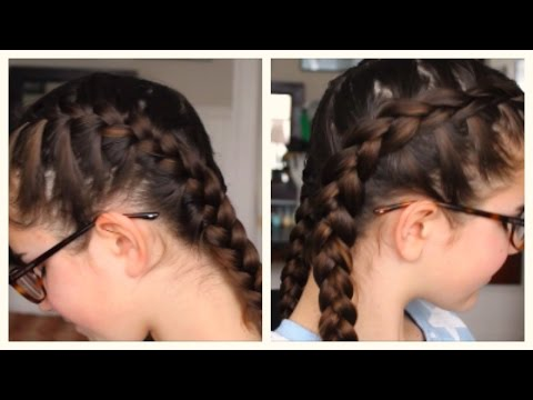 HAIR TUTORIAL | Braided Pigtails | Valerie pac from YouTube · Duration:  8 minutes 49 seconds
