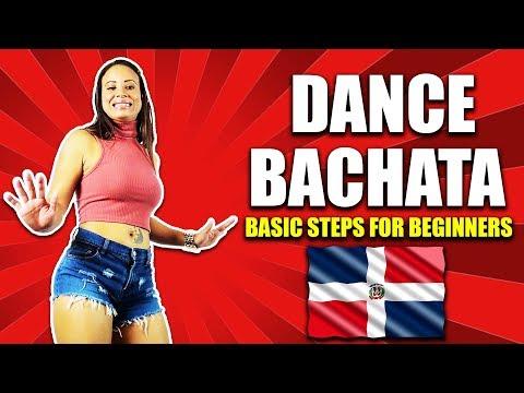 Bailando Bachata Dominicana | Dancing Bachata (Dominican Style)