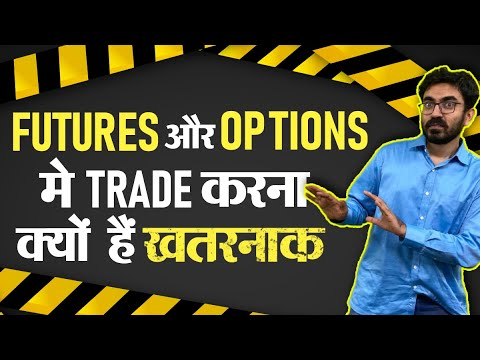 Investing in options futures risk