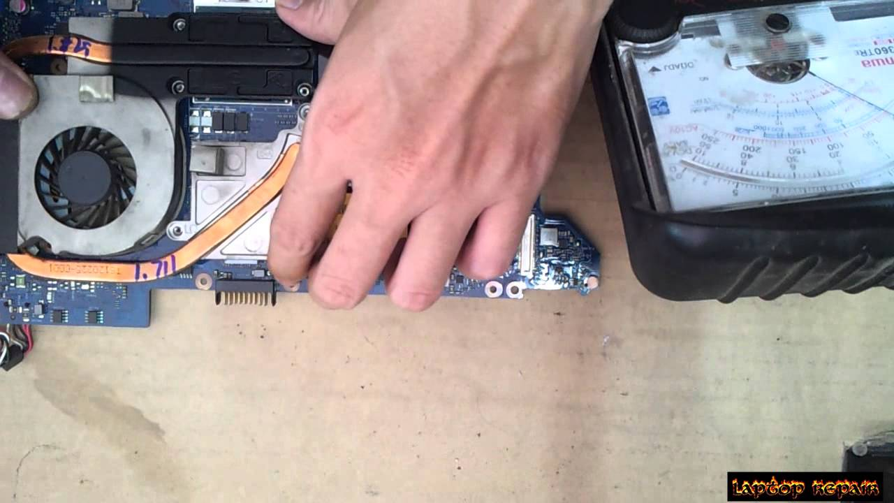Dell Inspiron 7520 - how to fix no power