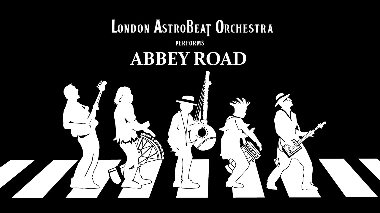 London Astrobeat Orchestra perform Abbey Road (The Beatles)