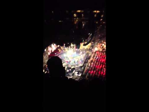 Treasure (Live) - Bruno Mars in Pittsburgh