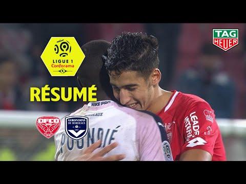 Dijon FCO - Girondins de Bordeaux ( 0-0 ) - Résumé - (DFCO - GdB) / 2018-19