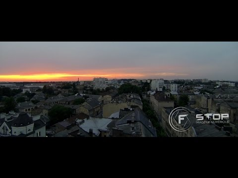 "Ukraine, Lviv aerial video ""Eye From Above"" DJI Phantom & GoPro"