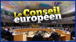 CONSEIL EUROPÉEN : L'ANTRE DES REPTILIENS - Bruqxelles