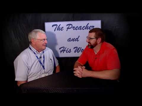 Preacher and His Work - PTP Edition - Tim Hall