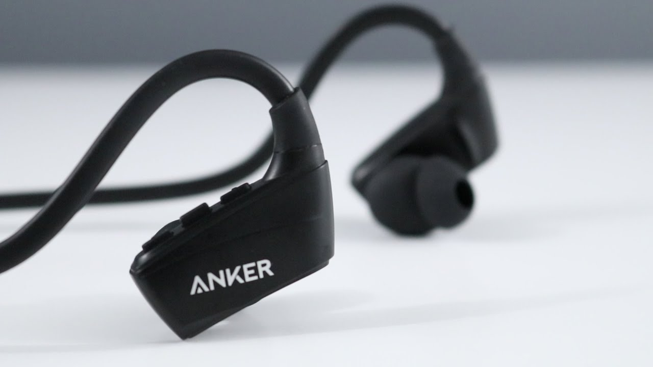 Anker wireless earbuds sport nb10 - bluetooth sport earbuds ambient