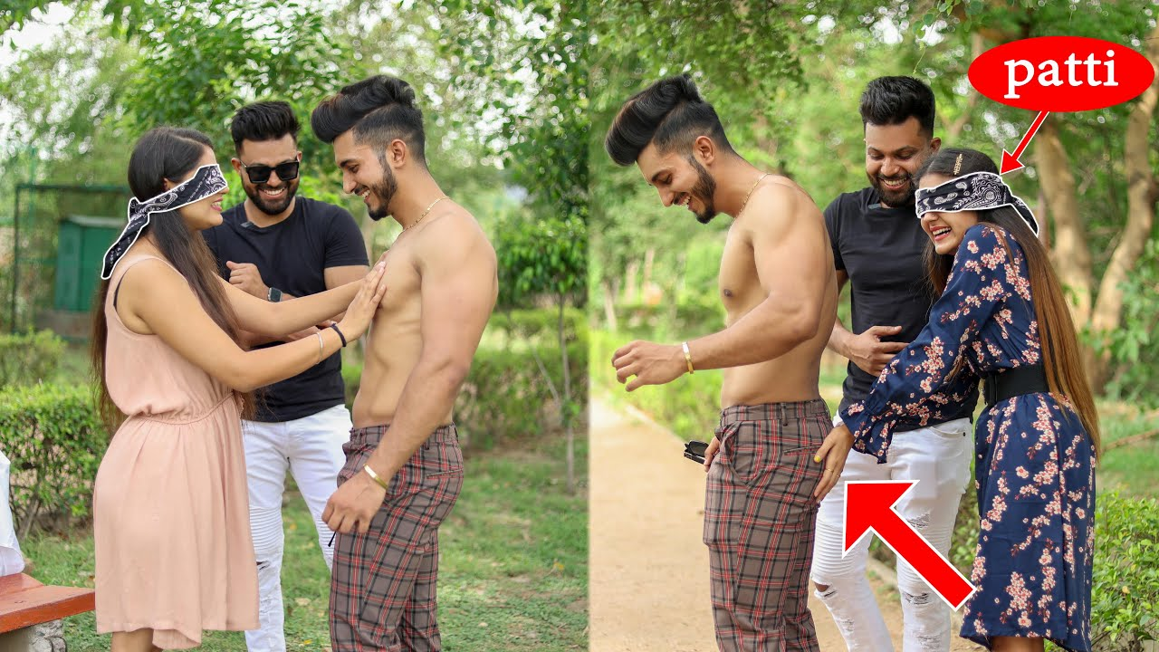 Asking Girls For A Date After Only Touching My Body-    Sam Khan