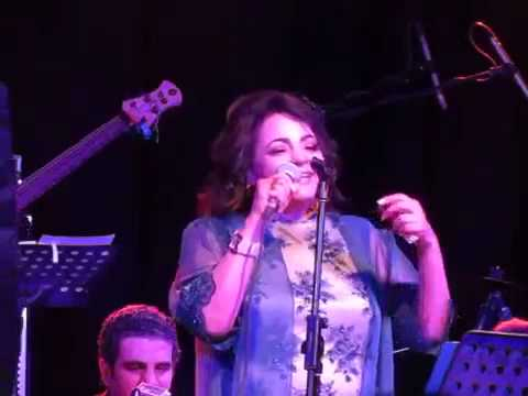 Hanan Mady l Alexandria l Culture Wheel Concert l 01.05.2014 l حنان ماضي - إسكندرية - ساقية الصاوي