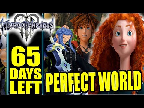 KH3 Countdown: Brave World A Perfect Addition