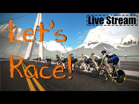Live Zwift Race - 3R Watopia Hilly Reverse