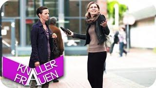 Negative Menschen - Knallerfrauen mit Martina Hill | Die 3. Staffel in SAT.1