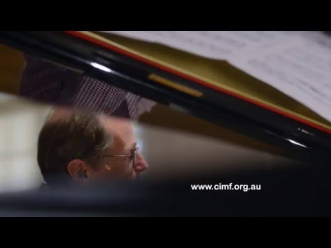 Preview of 2016 Canberra International Music Festival with Artistic Director Roland Peelman