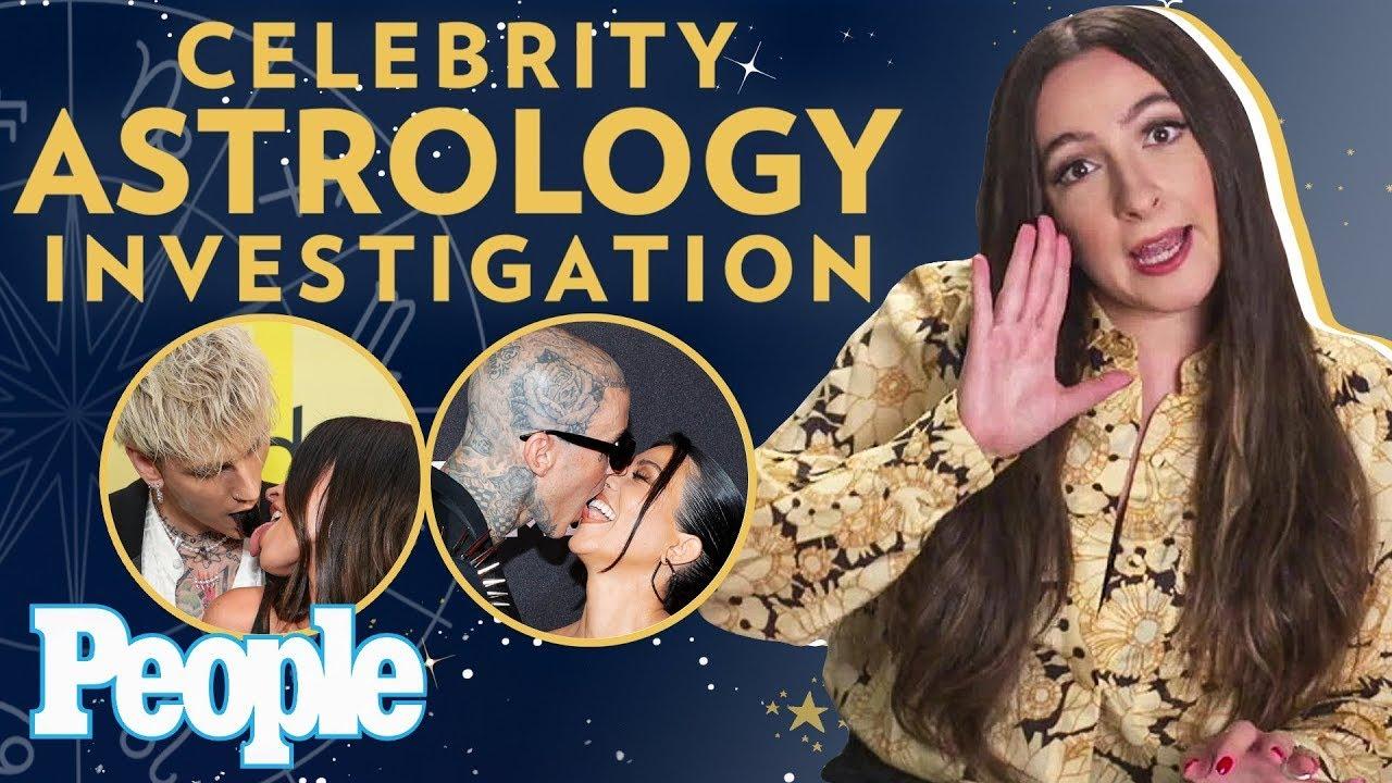 Download Hot & Heavy 🔥 Kourtney & Travis and Megan Fox & MGK | Celebrity Astrology Investigation | PEOPLE