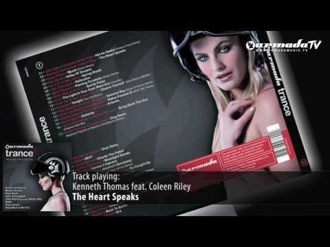 Kenneth Thomas feat. Coleen Riley - The Heart Speaks