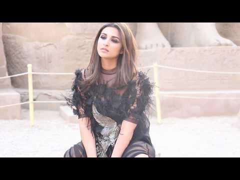 Parineeti Chopra in Egypt for HELLO!'s June Issue