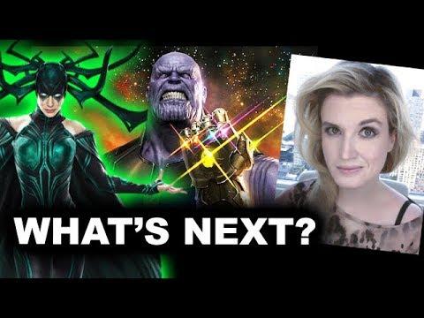 Avengers Infinity War - Thanos & Hela BREAKDOWN
