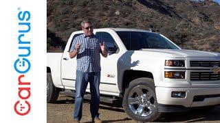 2015 Chevrolet Silverado | CarGurus Test Drive Review