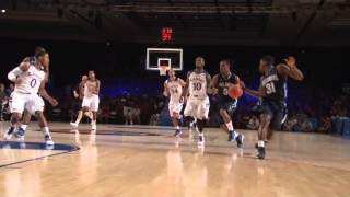 Basketball Highlights: #2 Kansas vs. Villanova