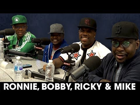 Ronnie, Bobby, Ricky & Mike Talk New Edition, The Bobby Brown Story, Touring + More