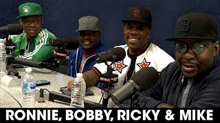 Baixar Ronnie, Bobby, Ricky & Mike Talk New Edition, The Bobby Brown Story, Touring + More