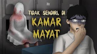 Nicht Allein in der Leichenhalle | Cartoon-Geister, Mystery, Tales of Horror #HORORMISTERI