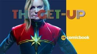 Cloak & Dagger, Captain Marvel, Chris Pratt, Luke Cage - The Get Up
