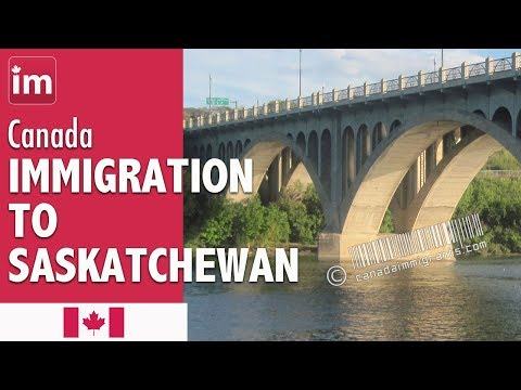 Immigration to Saskatchewan, Canada