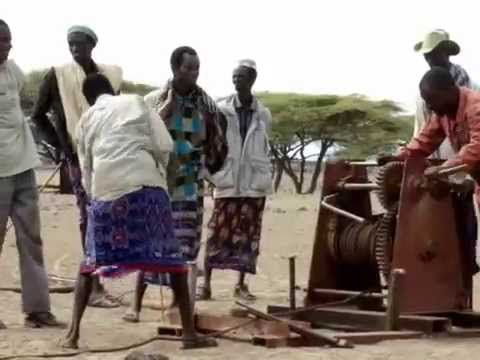Safe water and sports ministry in East Africa (2007)