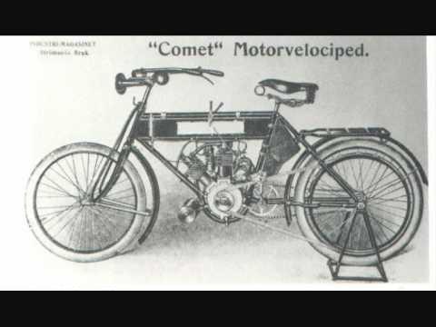 Sigge Fürst - Motorcykeln