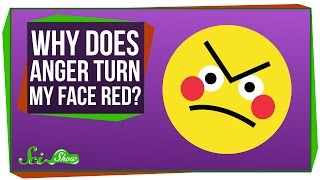 Why Does My Face Turn Red When I'm Angry?