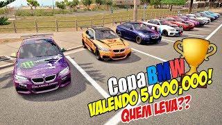 CORRIDA VALENDO 5 MILHÕES E AGORA QUEM LEVA?? - COPA BMW - FORZA HORIZON 3