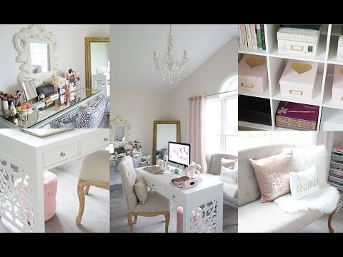 Beauty Room Amp Office Room Tour House To Home 🏡 Ep 7