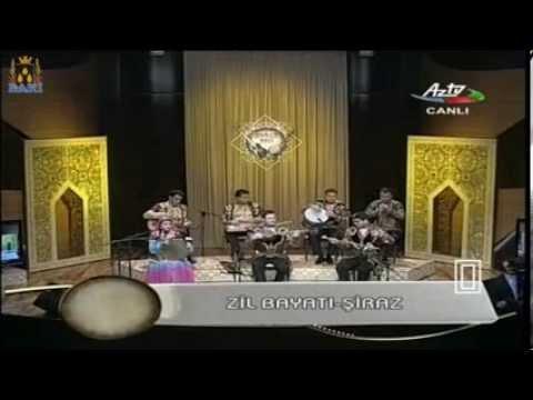 Azerbaijani Music Mugham. Bayati Shiraz Tasnif - Choban Gizi by Kamila Nabiyeva. Azerbaijani Music.