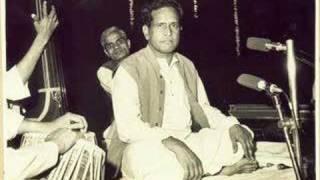 Bharat Ratna Pt. Bhimsen Joshi - Raag Multani (1957)