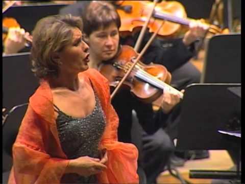 Zueignun (7 lieder Strauss) María Bayo