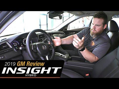 2019 Honda Insight GM Review - uhonda.com