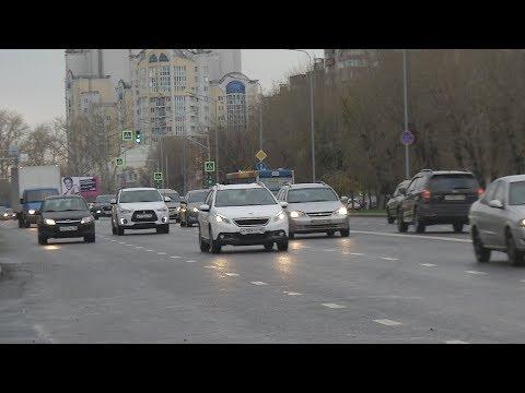 Игорь Артамонов о качестве ремонта проспекта Победы и удобстве новых остановок