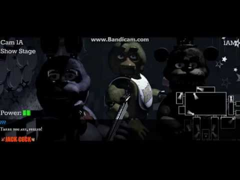 Five Nights In Heaven All Choices Animatronics