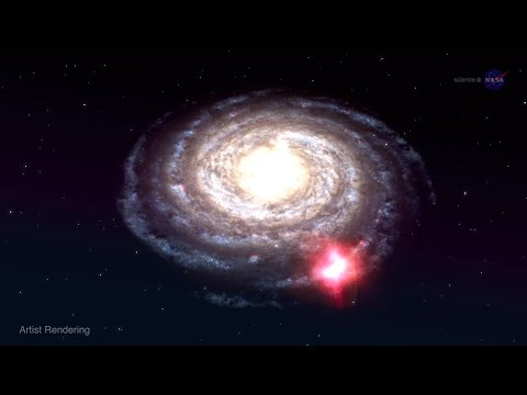 Huge Gas Cloud Will Collide With the Milky Way | Video
